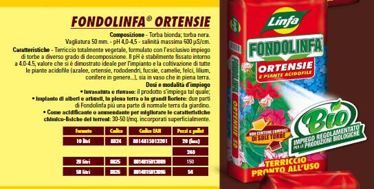 TERRICCIO PER ACIDOFILE 20 litri