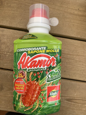 AKAMOR GREENFORCE Acaricida anti ragnetto rosso 1 litro