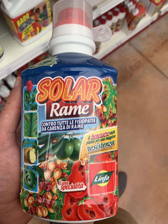 Solar Rame 1 lt