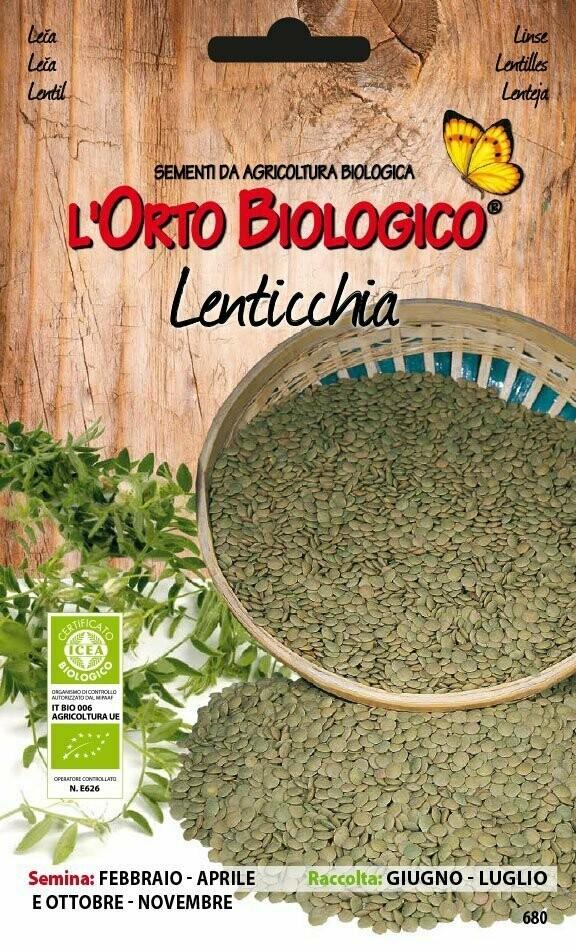 LENTICCHIA 250 grammi