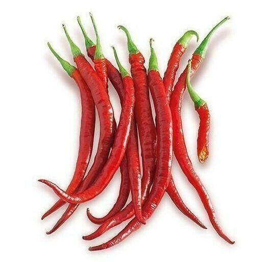 PEPERONCINO PICCANTE CAYENNA / RED DEVIL - Capsicum annuum - v10