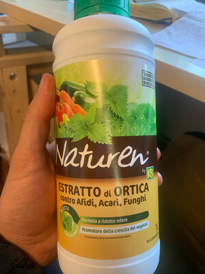 Estratto di Ortica+ Equiseto 1 litro