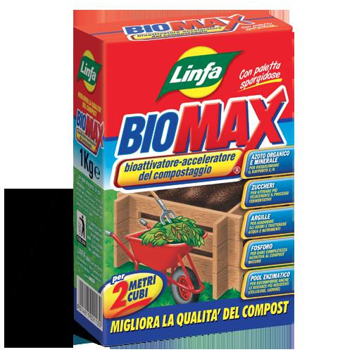 Biomax Attivatore per compost
