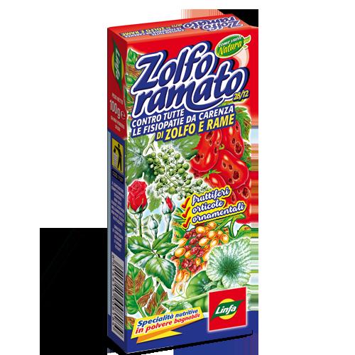 Zolfo Ramato zolfo+rame