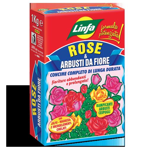 Concime Rose & Fiori 1 kg