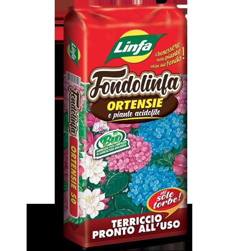 TERRICCIO PER ORTENSIE ACIDOFILE 50 litri