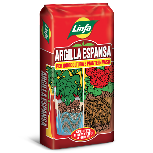 ARGILLA ESPANSA 10 LT