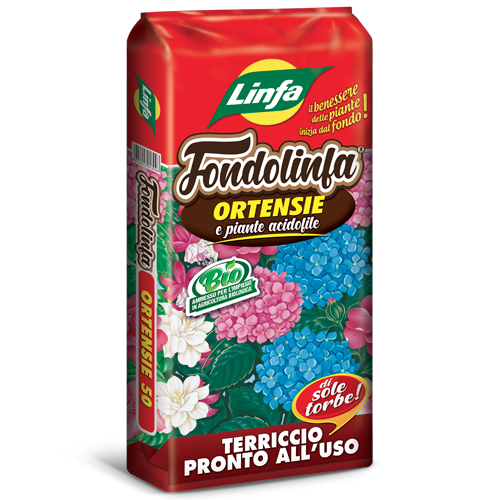 TERRICCIO PER ORTENSIE ACIDOFILE 20 litri