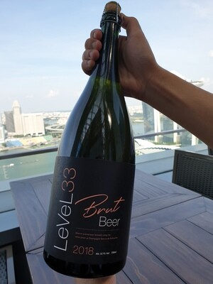 LeVeL33 Brut Beer 750ml