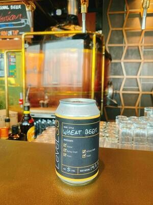 33.9 Wheat Beer