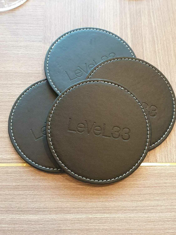 LeVeL33 Coasters
