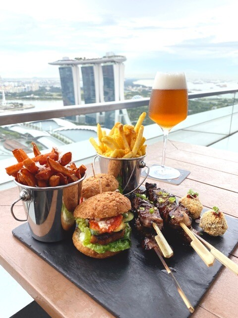 National Day Platter