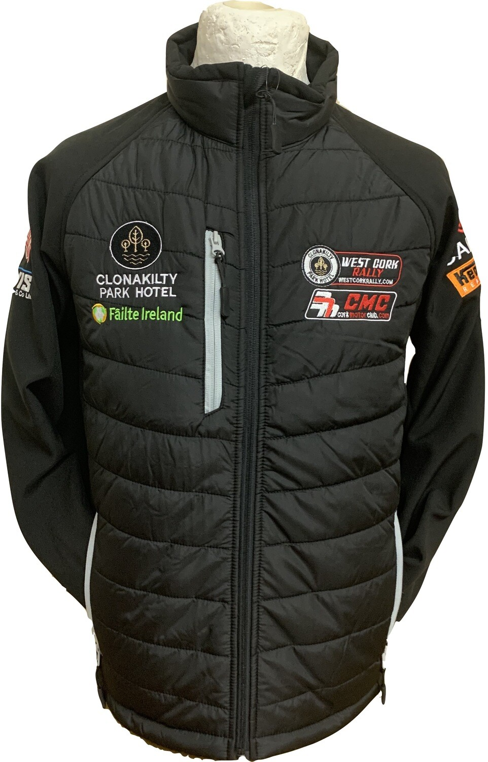 West Cork International Rally Soft Shell/Puffer