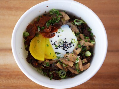 The Refinery Signature Grain Bowls