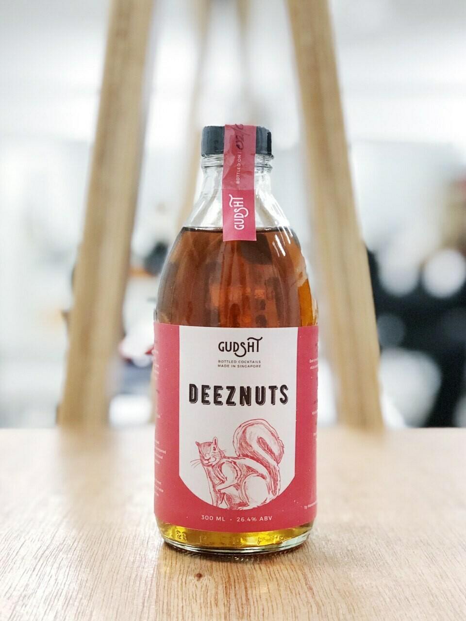 Deeznuts by Gudsht Cocktails