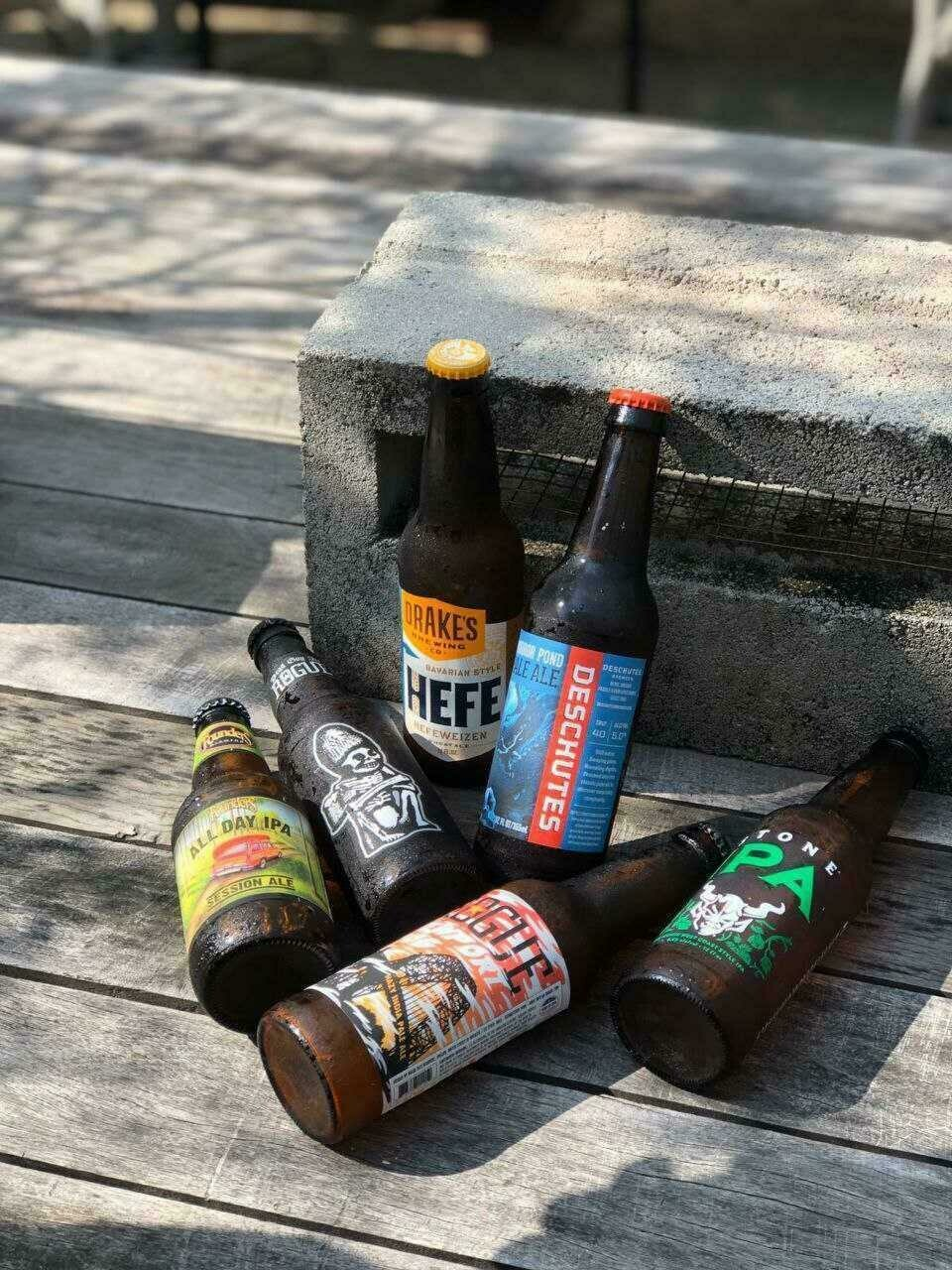6-Pack Craft Beer by CSHH