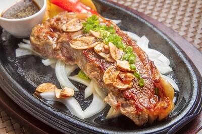 1/2 pound Beef Steak