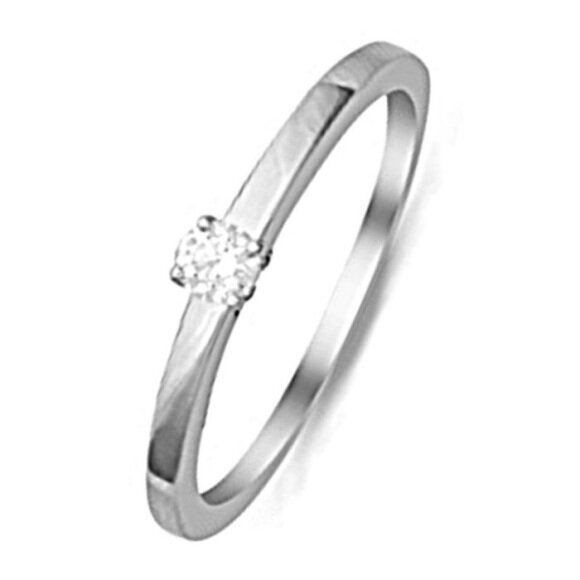 Кольцо с бриллиантом R01-D-IGR-26824