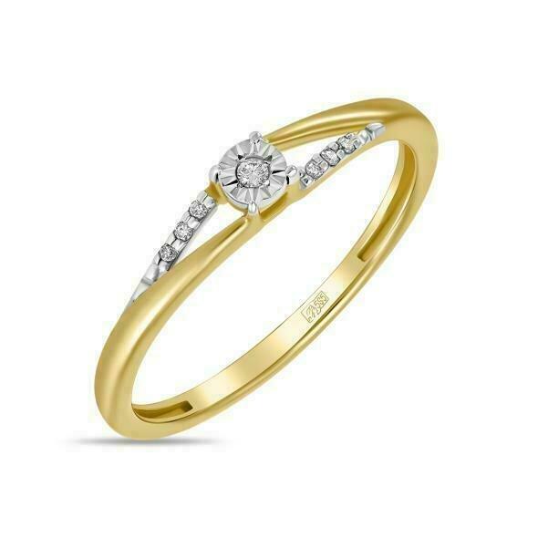Кольцо с бриллиантами R01-D-L-PL-34979