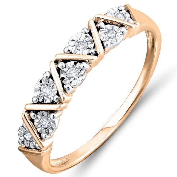 Кольцо с бриллиантами R01-D-R301377DIA