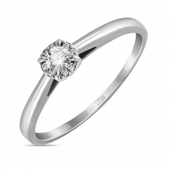 Кольцо с бриллиантами R01-D-SFM-09-010