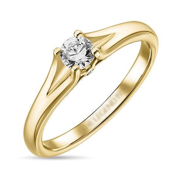 Кольцо с бриллиантами R01-D-SL06-020-G3