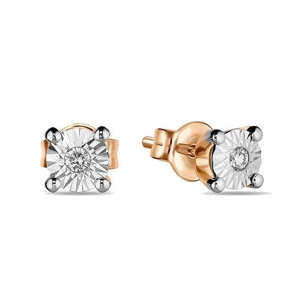Серьги с бриллиантами E01-D-PPL-35198-50