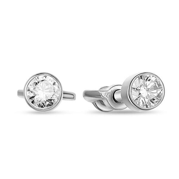 Серьги с бриллиантами E01-D-SOL27-020-G2