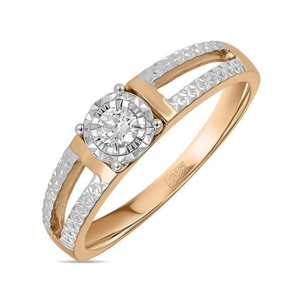 Кольцо с бриллиантом R01-D-RR010208ADI