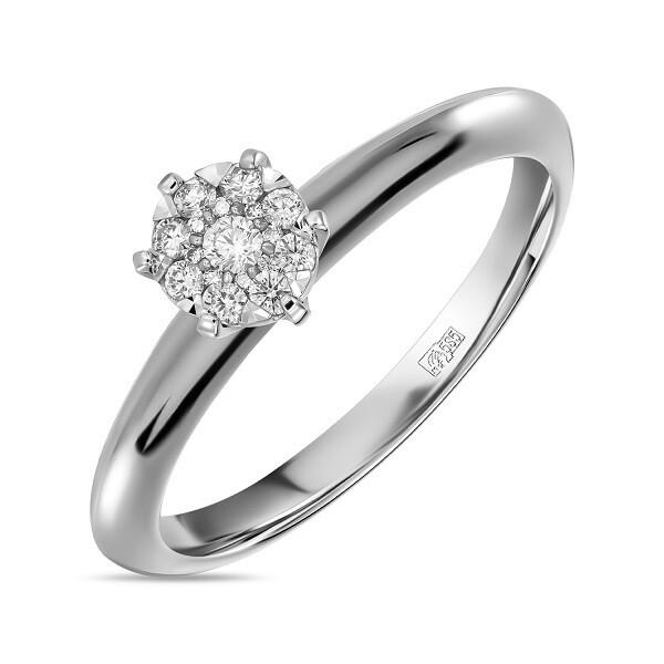 Кольцо с бриллиантами R01-D-UR01680-050