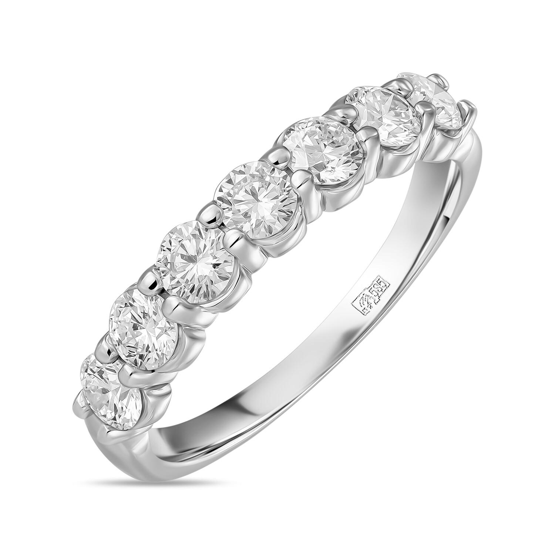 Кольцо с выращенными бриллиантами R01-C-L-MLN35739