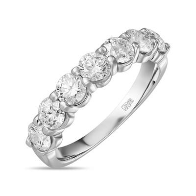 Кольцо с выращенными бриллиантами R01-C-L-MLN35740