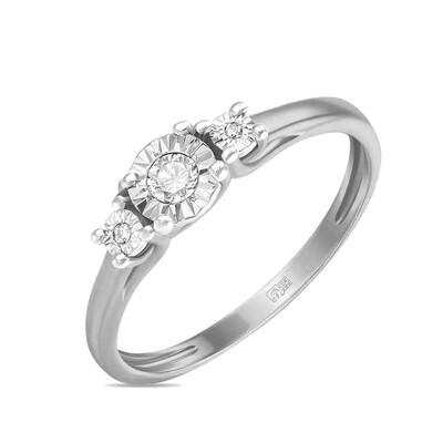 Кольцо с бриллиантами R01-D-L-34288