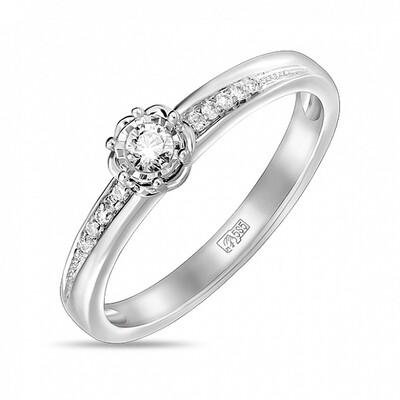 Кольцо с бриллиантами R01-D-PL-33887