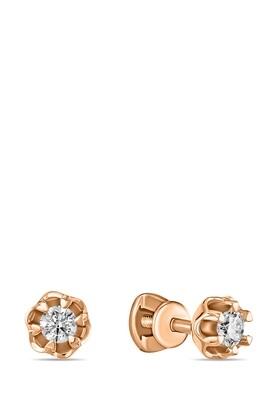 Серьги с бриллиантами E01-D-SOL30-025-G2