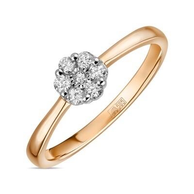 Кольцо с бриллиантами R01-D-IGR-32620TM