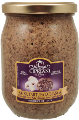 SALSA TARTUFATA BIANCA 500 GR