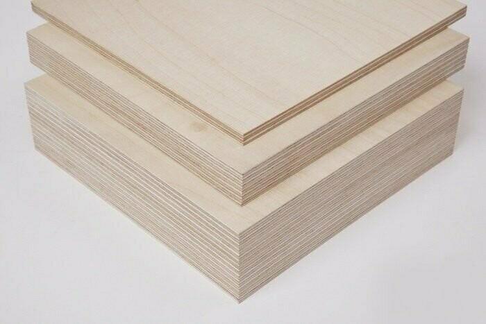 1200x1200 Plywood sheets boards Birch Ply BB/BB 4mm,6mm,9mm,12mm,18mm,24mm,30mm