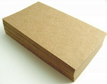 A3 A4 A5 A6 BROWN KRAFT PAPER SHEETS CARD STOCK CRAFT RECYCLED 120- 470gsm