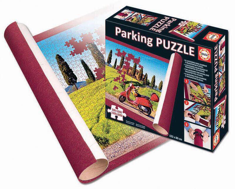 TAPETE para Puzzle - 500 a 2000 pcs - EDUCA