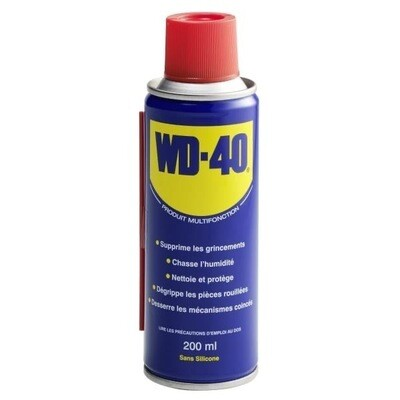 Spray Lubrificante WD-40 200ml