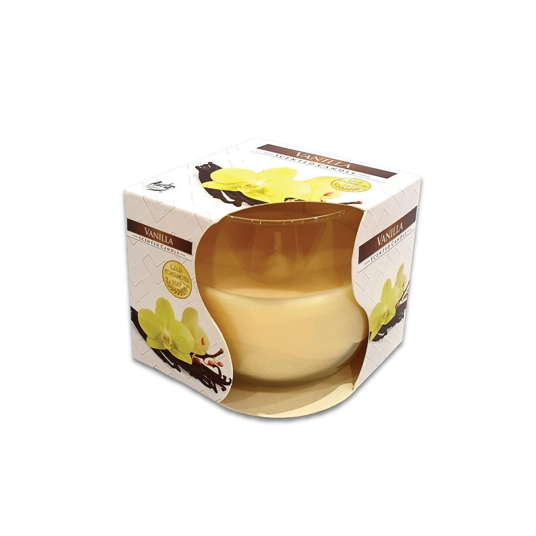 VELA Perfumada - Aroma BAUNILHA