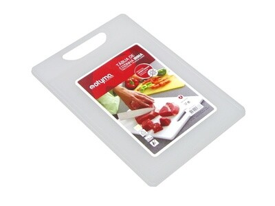 TÁBUA de Cozinha Anti-bacteriana - 31x21cm