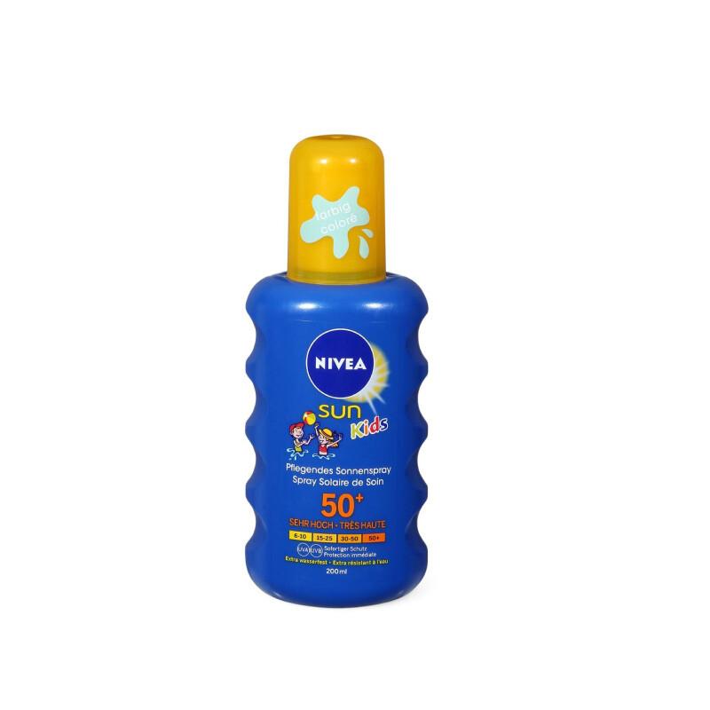 PROTECTOR Solar Criança NIVEA - SPF50+
