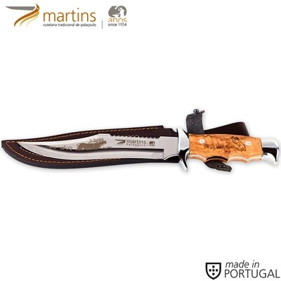 Faca de Mato L - Oliveira - 19,8cm - MARTINS Palaçoulo
