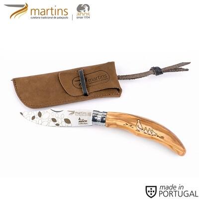NAVALHA Elegance - M Nature   PERDIZ- 8cm - MARTINS Palaçoulo