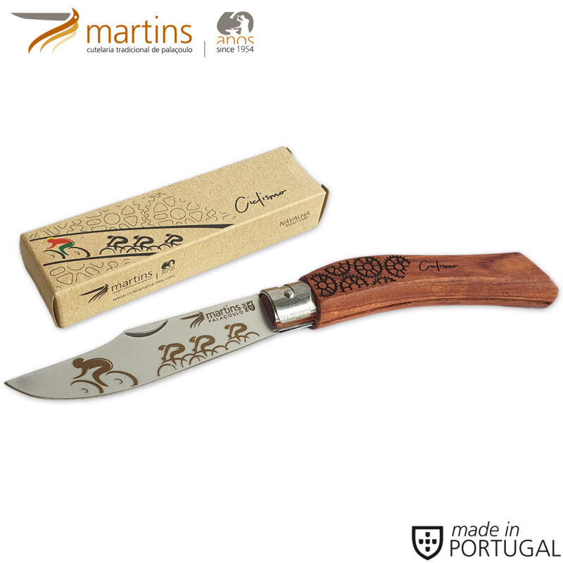 NAVALHA Eco L CICLISMO - 9,5cm (sem bolsa) - MARTINS Palaçoulo