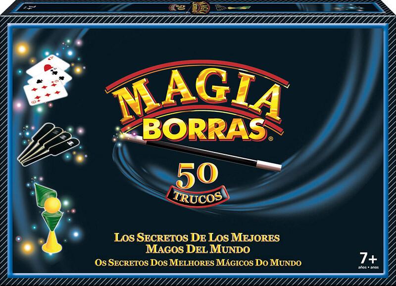 Kit Magia - 50 Truques - Educa Borras