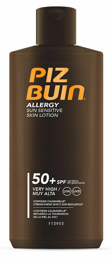 Protetor Solar - Allergy - SPF 50 - PIZ BUIN