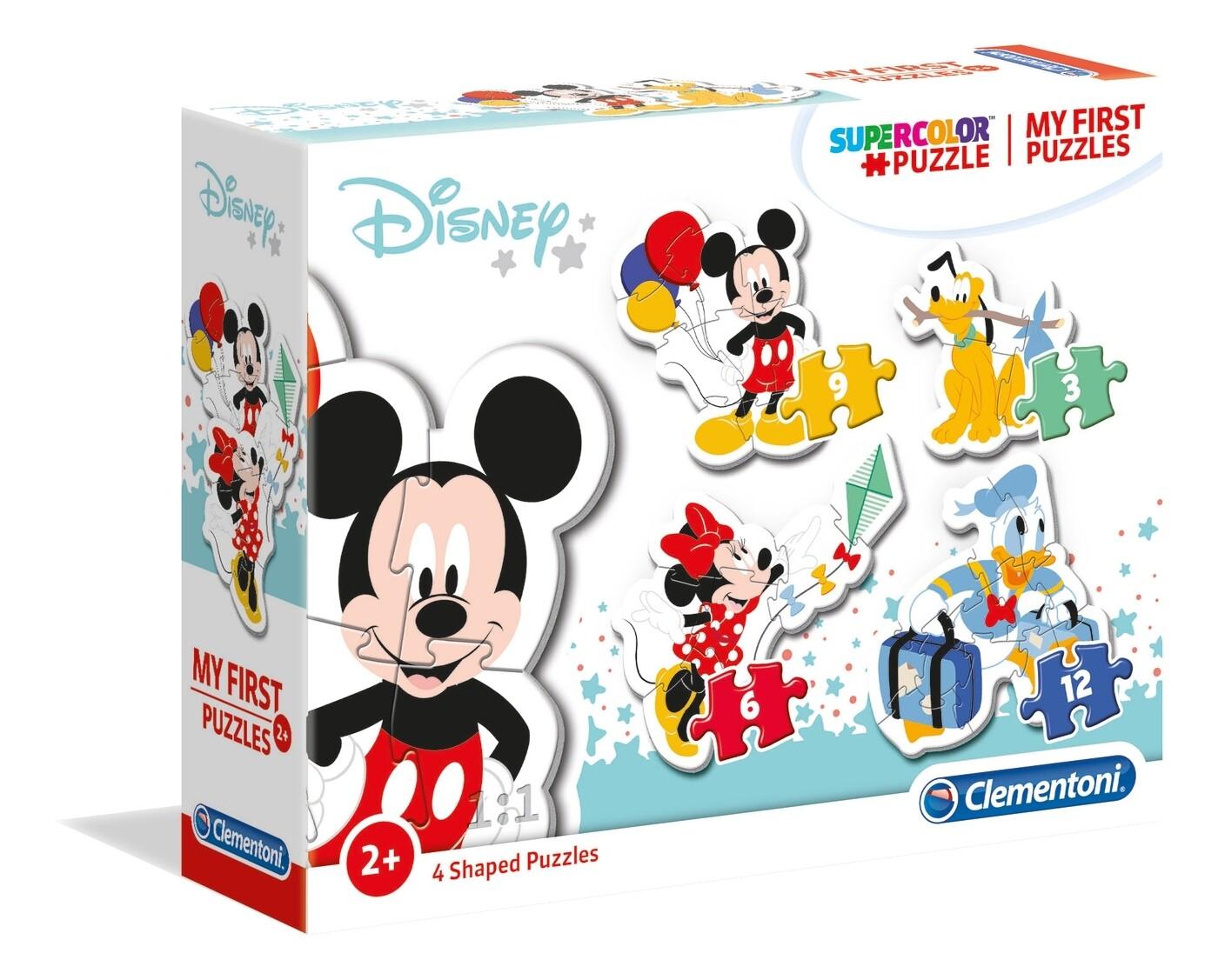 PUZZLE (Meu 1º Puzzle) Mickey - CLEMENTONI